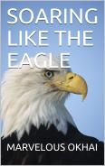 SOARING LIKE THE EAGLE… This book is available @ AMAZON BOOKSTORE OR @ www.smashword.com