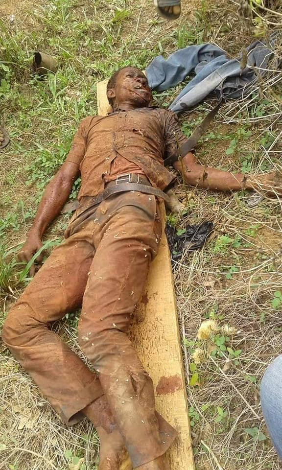 GRAPHIC: SUSPECTED HERDSMEN ATTACK EBONYI COMMUNITIES, HACK MANY TO DEATH (GRAPHIC PHOTOS