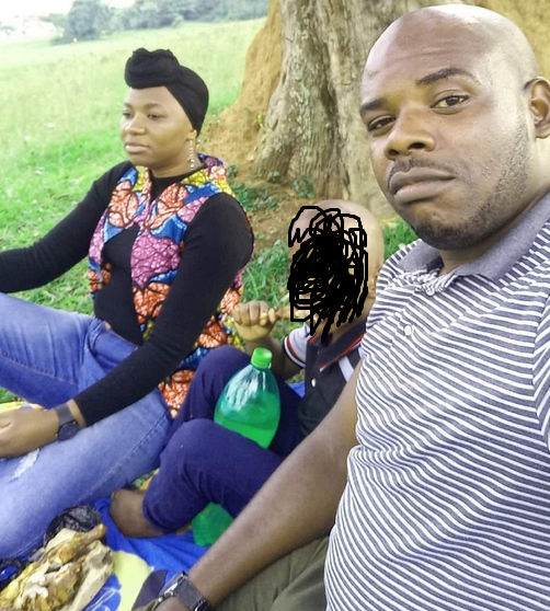 MAN ARRESTED FOR ALLEGEDLY KILLING HIS WIFE AND 5-YEAR-OLD SON AND SETTING THEIR BODIES ON FIRE.PHOTOS