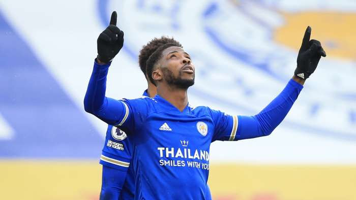 KELECHI IHEANACHO SCORES FIRST HAT-TRICK OF HIS CAREER AS LEICESTER CITY BEAT SHEFFIELD UNITED 5-0