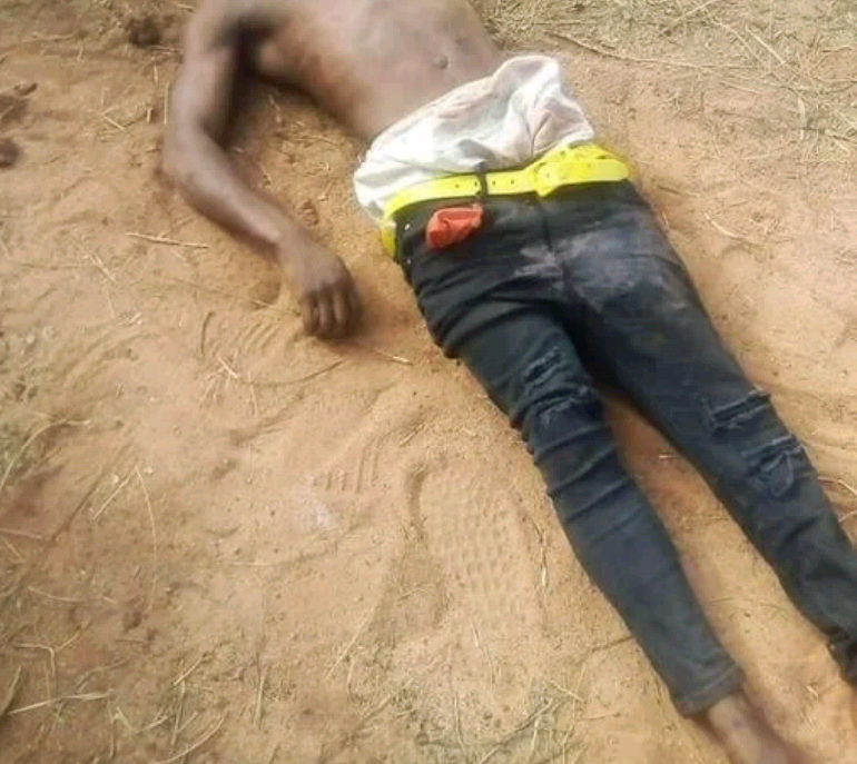 THREE YOUNG MEN HACKED TO DEATH AS RIVAL CULT GROUPS CLASH AT A BIRTHDAY PARTY IN BENUE COMMUNITY.PHOTOS
