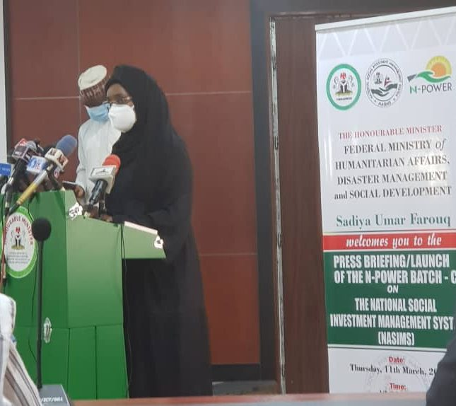 500,000 APPLICANTS TO BENEFIT AS FG LAUNCHES N-POWER BATCH C
