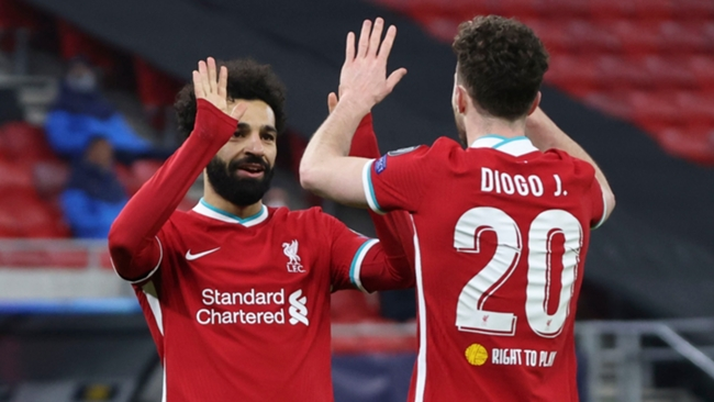 LIVERPOOL REDEEM DOMESTIC WOES WITH CHAMPIONS LEAGUE TRIUMPH