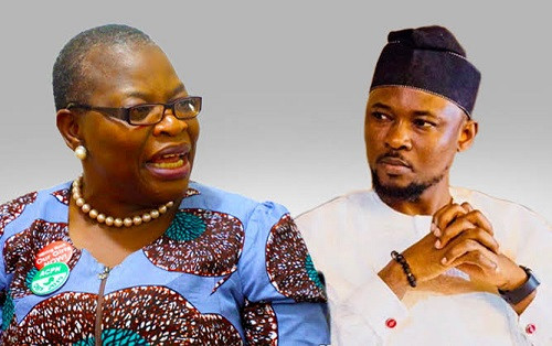 """""""YOU BETRAYED MY LOYALTY, SERVICE AND RESPECT TO YOU""""- JAPHETH OMOJUWA RESPONDS TO OBY EZEKWESILI'S LETTER ACCUSING HIM OF ENLISTING HER AS A DIRECTOR IN HIS COMPANY WITHOUT HER APPROVAL AND CONSENT.PHOTOS"""