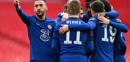 MATCH REPORT: CHELSEA 1-0 MAN CITY (BLUES ADVANCE TO FA CUP FINALS IN WELL DESERVED WIN) (PHOTOS)
