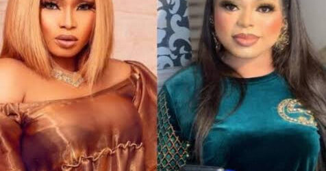 """""""IDRIS, IT WILL NEVER BE WELL WITH YOU"""" HALIMA ABUBAKAR CONTINUES TO BLAST BOBRISKY AND DISCLOSES THINGS HE ALLEGEDLY TOLD HER ABOUT TONTO AND TOYIN ABRAHAM"""