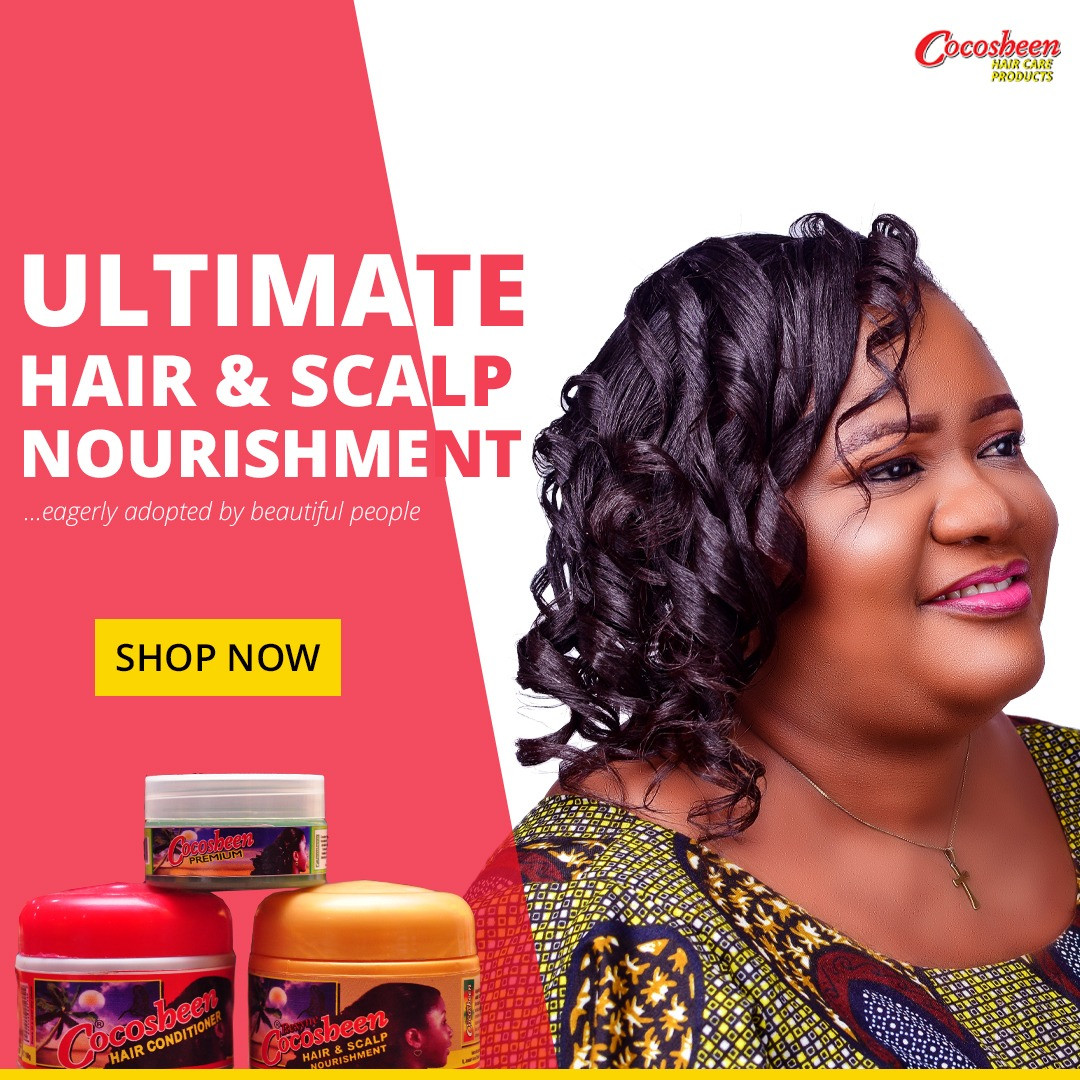 ARE YOU LOOKING TO GROW YOUR NATURAL HAIR OR WORRIED ABOUT ITCHY SCALP? COCOSHEEN IS HERE FOR YOU! PHOTOS