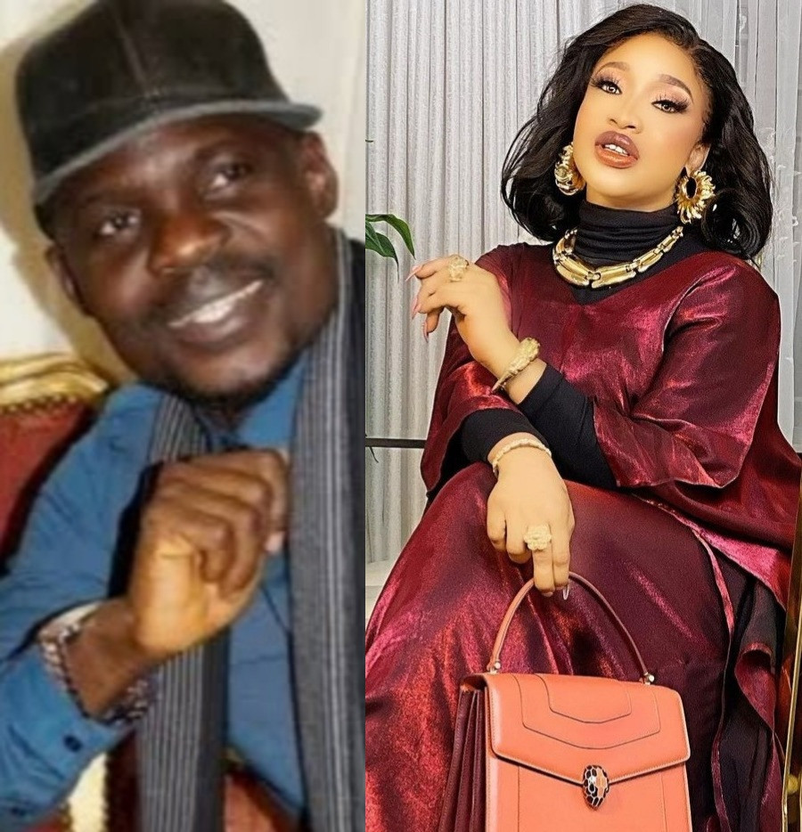 """MOTHERS COME OUT, THEY HAVE STABBED US"" TONTO DIKEH VOWS TO ""PERSONALLY MAKE SURE"" ACTOR BABA IJESHA ""NEVER SEES THE LIGHT OF DAY"" AFTER HE WAS ACCUSED OF DEFILING A MINOR (PHOTOS)"