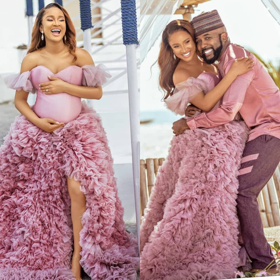 BANKY W AND ADESUA TESTIFY OF HOW THEY STRUGGLED WITH HAVING A CHILD, LOST A SET OF TWINS, WENT THROUGH IVF PROCEDURES AND MIRACULOUSLY HAD THEIR BABY BOY