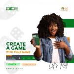 CREATE A GAME AND WIN BIG ON DICE (PHOTOS)