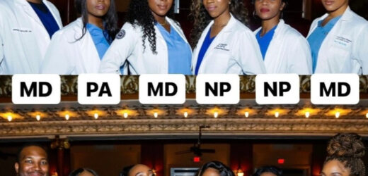 6 NIGERIAN SIBLINGS WHO ARE ALL MEDICs IN THE US GO VIRAL ON LINKEDIN.PHOTOS