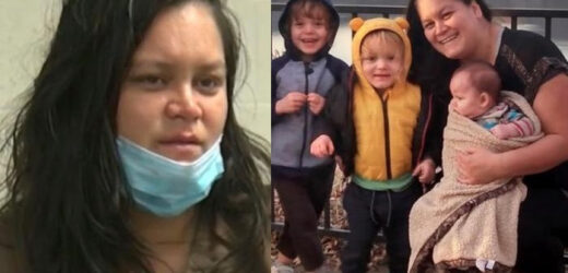 """I DROWNED THEM, I DID IT AS SOFTLY AS I COULD""- MOM ADMITS TO KILLING HER THREE YOUNG CHILDREN IN CHILLING JAIL INTERVIEW (PHOTOS)"