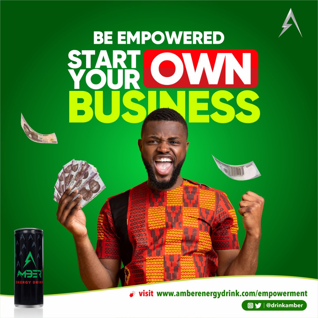 AMBER DRINKS LTD SET TO EMPOWER OVER TWO THOUSAND NIGERIANS THIS YEAR (PHOTOS)