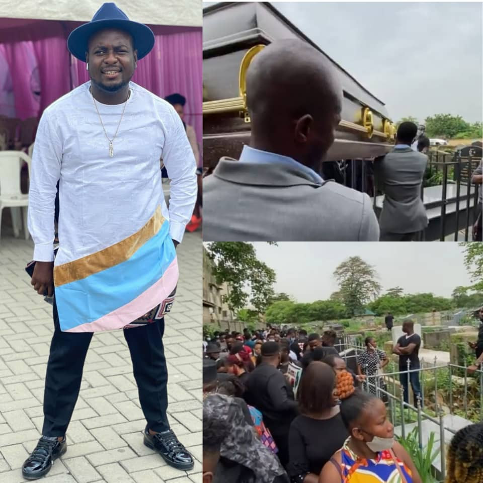 COMEDIAN, CALLIBIRD LAID TO REST (PHOTOS)
