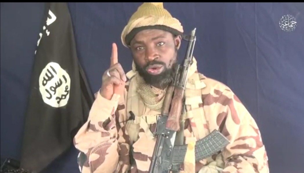 ABUBAKAR SHEKAU ALLEGEDLY DIES AS BOKO HARAM AND ISWAP MEMBERS CLASH IN SAMBISA FOREST (PHOTOS)