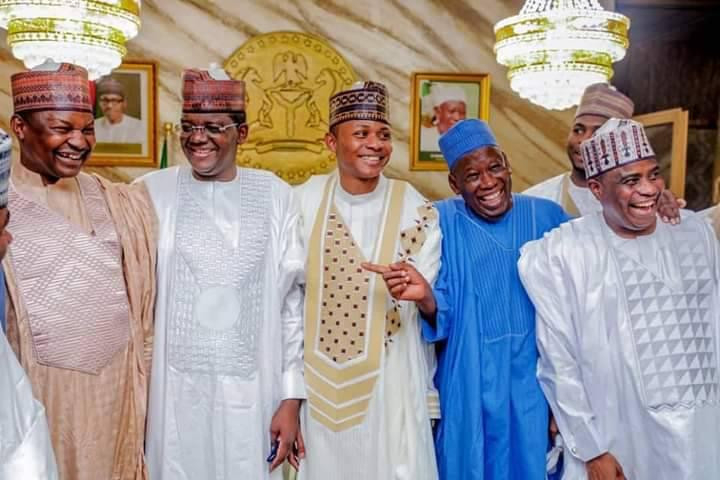 GOVERNORS, MINISTERS, LAWMAKERS ATTEND WEDDING OF AGF, ABUBAKAR MALAMI'S SON (PHOTOS
