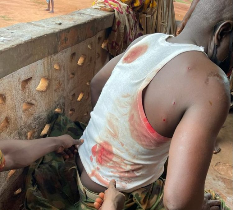 TWO SMUGGLERS DEAD, 10 CUSTOMS, SOLDIERS, OTHERS INJURED IN OGUN GUN-BATTLE (PHOTOS)