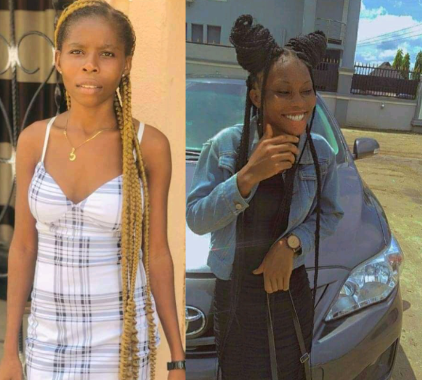 2 FEMALE JOBSEEKERS RESCUED FROM HUMAN BODY PARTS DEALERS IN PORT-HARCOURT (PHOTOS)
