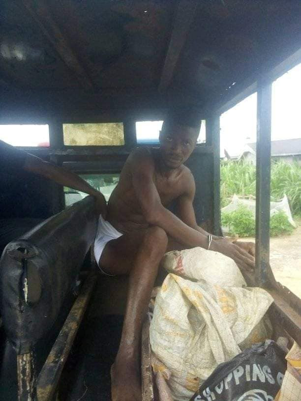 MAN KILLS HIS ROOMMATE, SELLS BODY PARTS TO PASTOR FOR RITUALS IN BAYELSA. PHOTOS