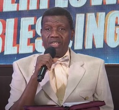 """'IT IS WELL""""- PASTOR ADEBOYE BREAKS HIS SILENCE ON HIS SON'S DEATH (PHOTOS)"""