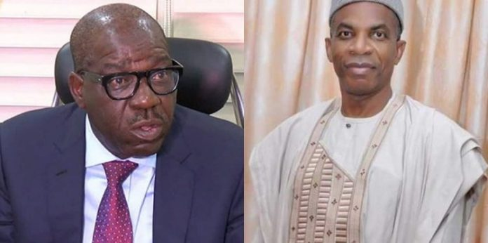CRACK IN EDO PDP: PARTY LEADERS IN BITTER FIGHT WITH OBASEKI