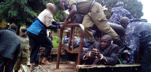 Photos: Ugandan man slaughters his two children for money ritual