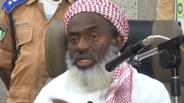 """'AFTER TALKING TO THEM, THEY ARE NOW LOWERING THEIR BAR""""- SHEIK GUMI SAYS BANDITS WILL NO LONGER KILL ABDUCTED GREENFIELD UNIVERSITY STUDENTS(PHOTOS)"""