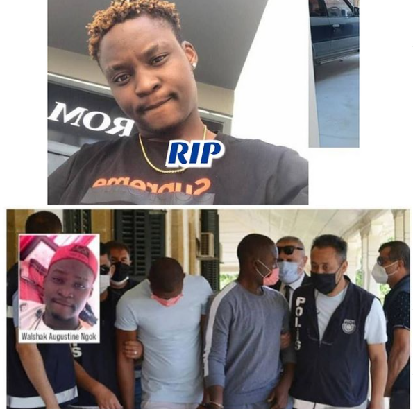 THREE STUDENTS RECEIVE 27 AND 3 YEAR JAIL TERMS FOR KILLING NIGERIAN IN CYPRUS (PHOTO)