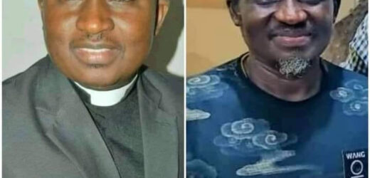 PLATEAU PASTOR REGAINS FREEDOM AFTER 7 MONTHS IN BOKO HARAM CAPTIVITY (PHOTOS)