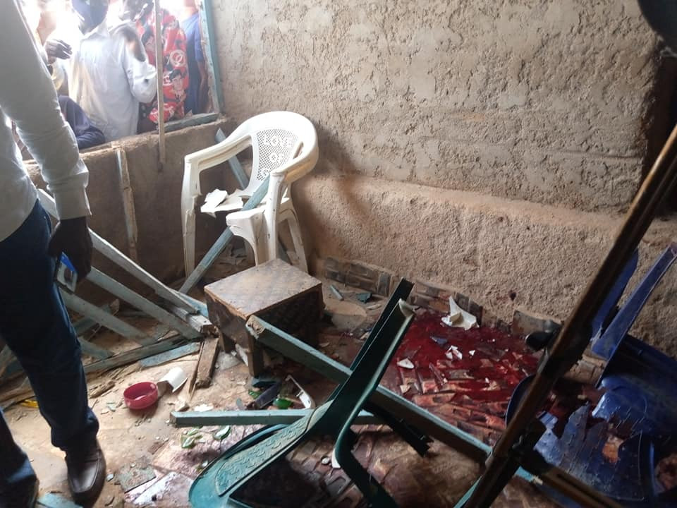 12 KILLED, 5 INJURED AS GUNMEN ATTACK PLATEAU COMMUNITY. PHOTOS