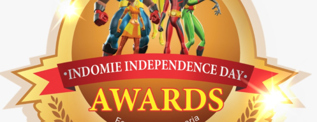 2021 HEROES AWARD: INDOMIE KICK-OFF NATIONWIDE SEARCH FOR EXTRAORDINARY CHILDREN (PHOTOS)