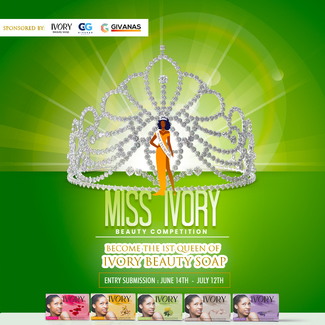 """IVORY BEAUTY SOAP LAUNCHES ITS MAIDEN BEAUTY COMPETITION – """" MISS IVORY 2021″. PHOTOS"""