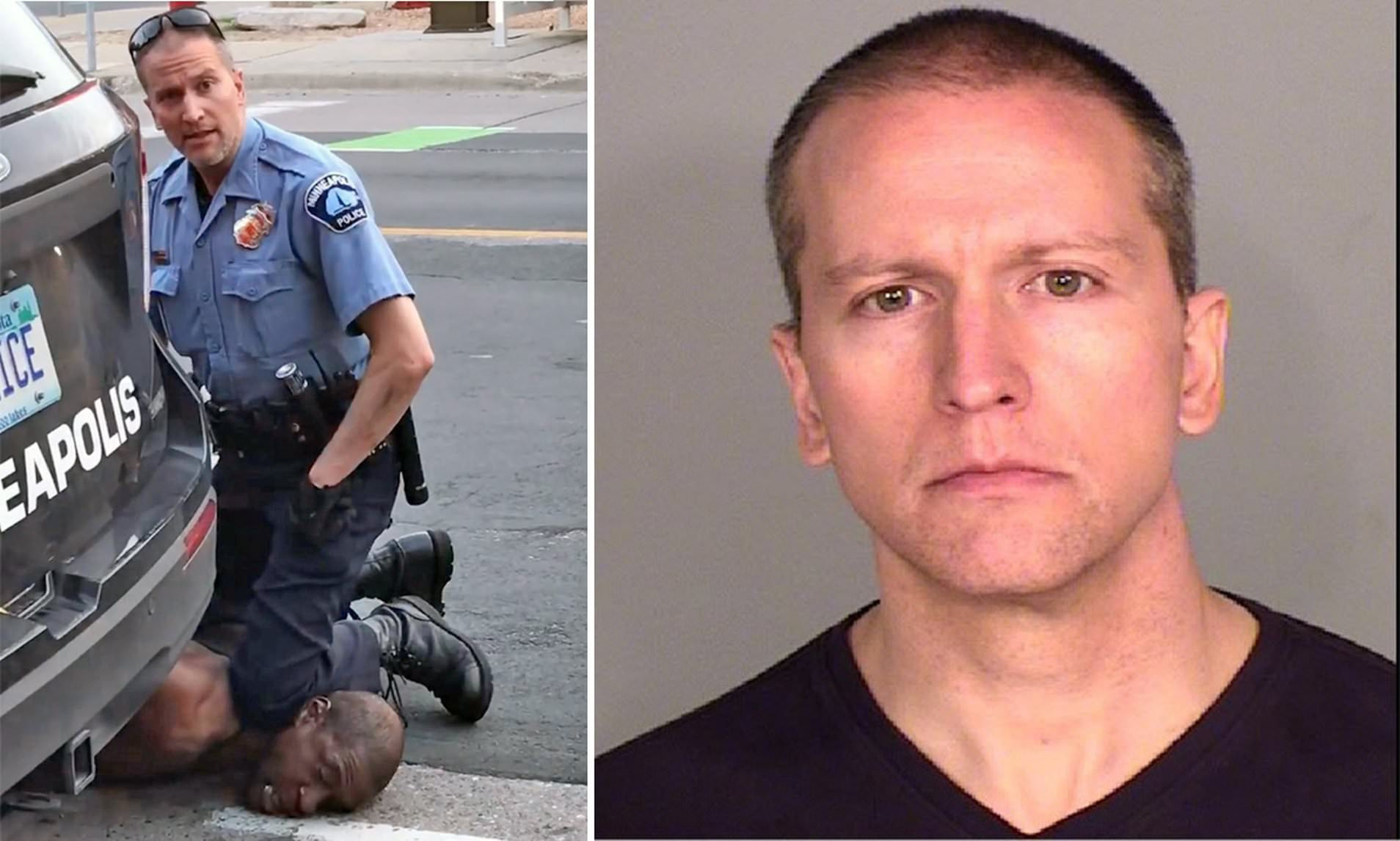 FORMER POLICE OFFICER, DEREK CHAUVIN SENTENCED TO 22-AND-A-HALF YEARS FOR MURDER OF GEORGE FLOYD (PHOTOS)