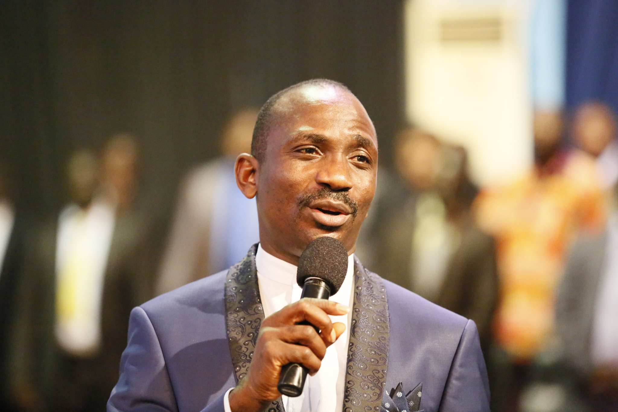 """""""SOMETHING DRASTIC WILL HAPPEN IN THE FIRST WEEK OF JULY"""" – PASTOR PAUL ENENCHE (PHOTOS)"""