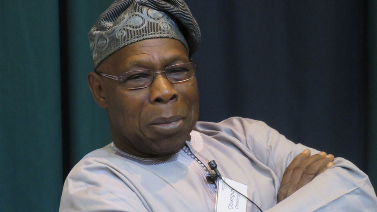 RIGHT NOW NIGERIA IS A LAND FLOWING WITH BITTERNESS AND SADNESS – OBASANJO