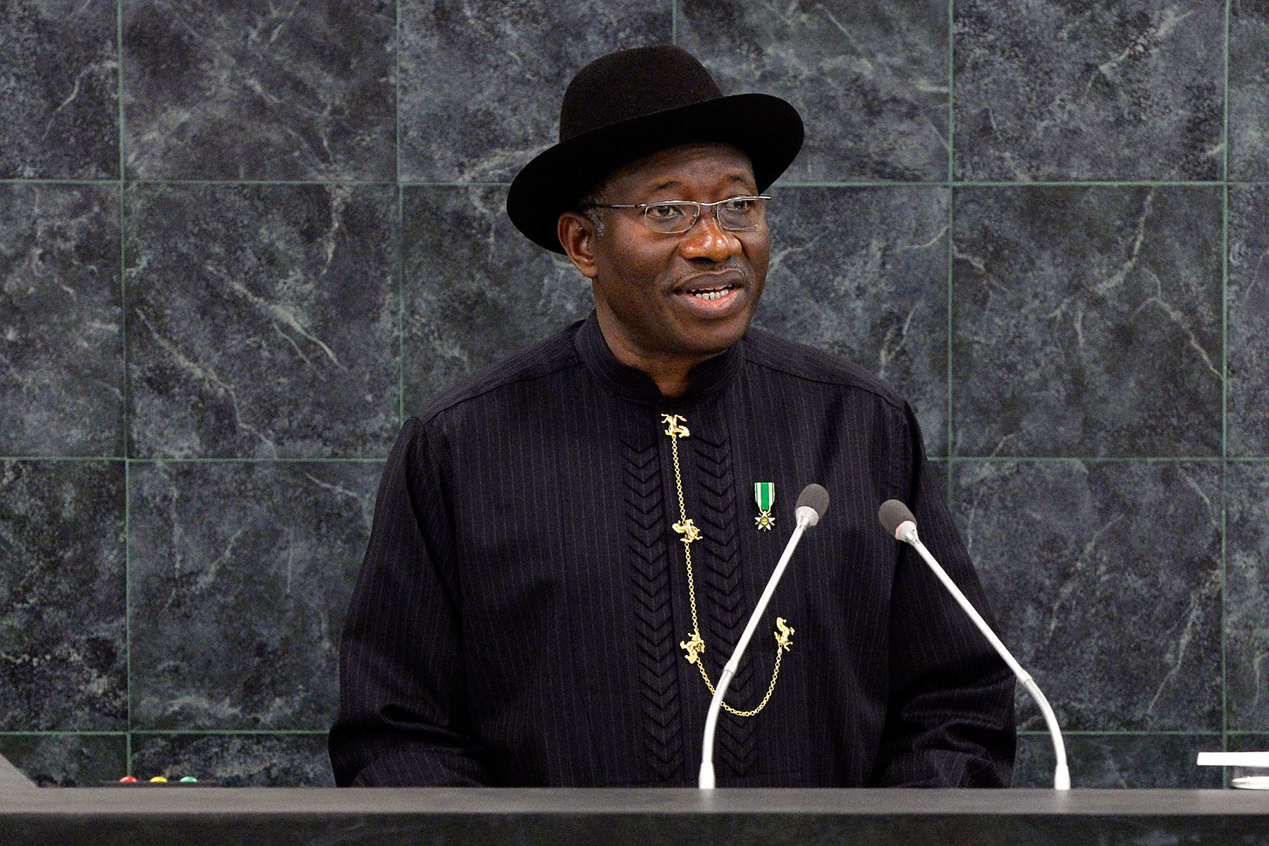 GOODLUCK JONATHAN APPOINTED AS CHANCELLOR OF CAVENDISH UNIVERSITY (PHOTOS)