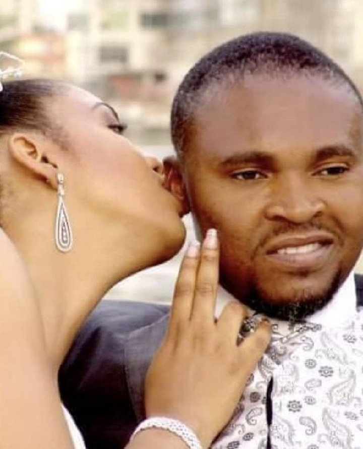 CHECK OUT PHOTOS OF THE WIFE OF THE LATE SUPER TV BOSS, MICHAEL USIFO ATAGA (PHOTOS)