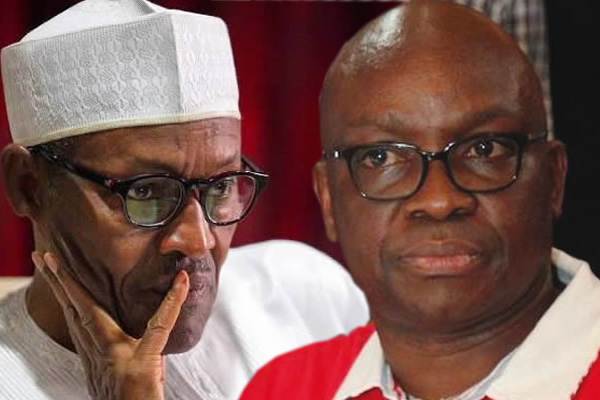 TWITTER'S SUSPENSION: FAYOSE BEGS GOD TO SAVE NIGERIA FROM BUHARI