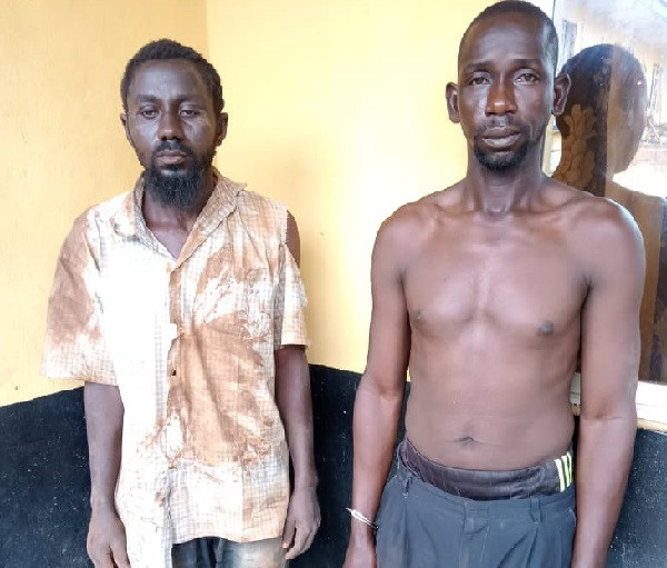 POLICE RESCUE SIX KIDNAPPED VICTIMS, ARREST TWO SUSPECTS IN EDO