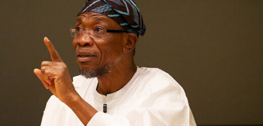 MINISTER OF INTERIOR, RAUF AREGBESOLA ASKS GOVERNORS TO SIGN DEATH WARRANT OF OVER 3,000 CONDEMNED INMATES
