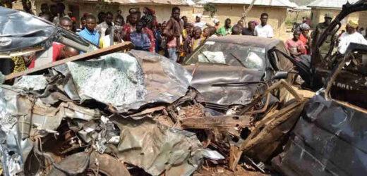 NINE DEAD, 16 INJURED ON LAGOS-IBADAN EXPRESSWAY ACCIDENT