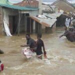 2 DEAD, 1500 HOMES DESTROYED IN 3 FLOODED LGAS OF KATSINA