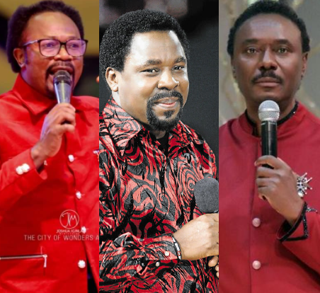 """""""CHRIS OKOTIE IS A DISGRACE TO THE BODY OF CHRIST"""" PASTOR JOSHUA IGINLA CONDEMNS REV CHRIS OKOTIE FOR HIS STATEMENT ABOUT THE LATE T.B. JOSHUA (PHOTOS)"""