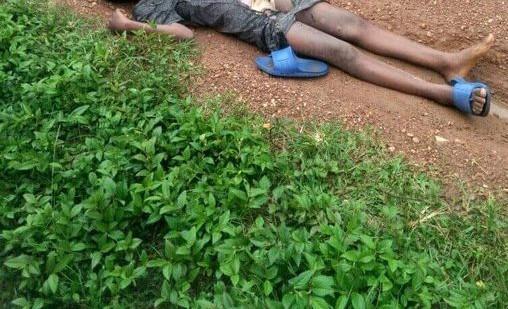 LIGHTNING KILLS TWO GIRLS IN OSUN COMMUNITY. PHOTOS