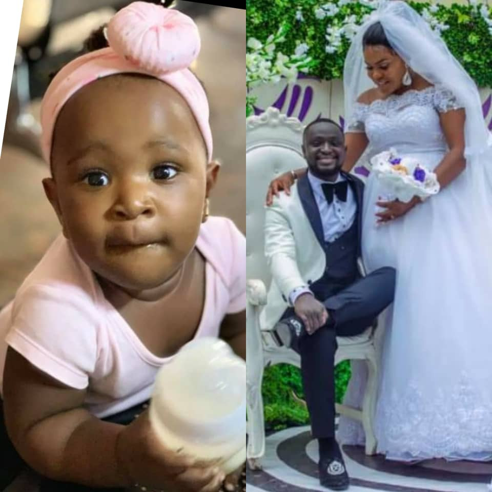 I MARRIED MY WIFE EVEN AFTER TEST RESULTS REVEALED SHE CAN NEVER BE PREGNANT, NOW WE HAVE A CHILD – VOCALIST MARVEL IYEN SHARES POWERFUL TESTIMONY