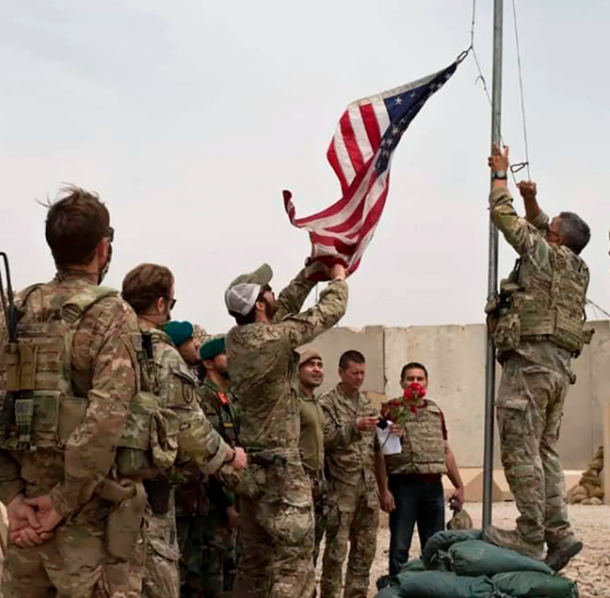 TALIBAN CELEBRATES VICTORY AS LAST US TROOPS LEAVE AFGHANISTAN AFTER 20 YEARSS. PHOTOS