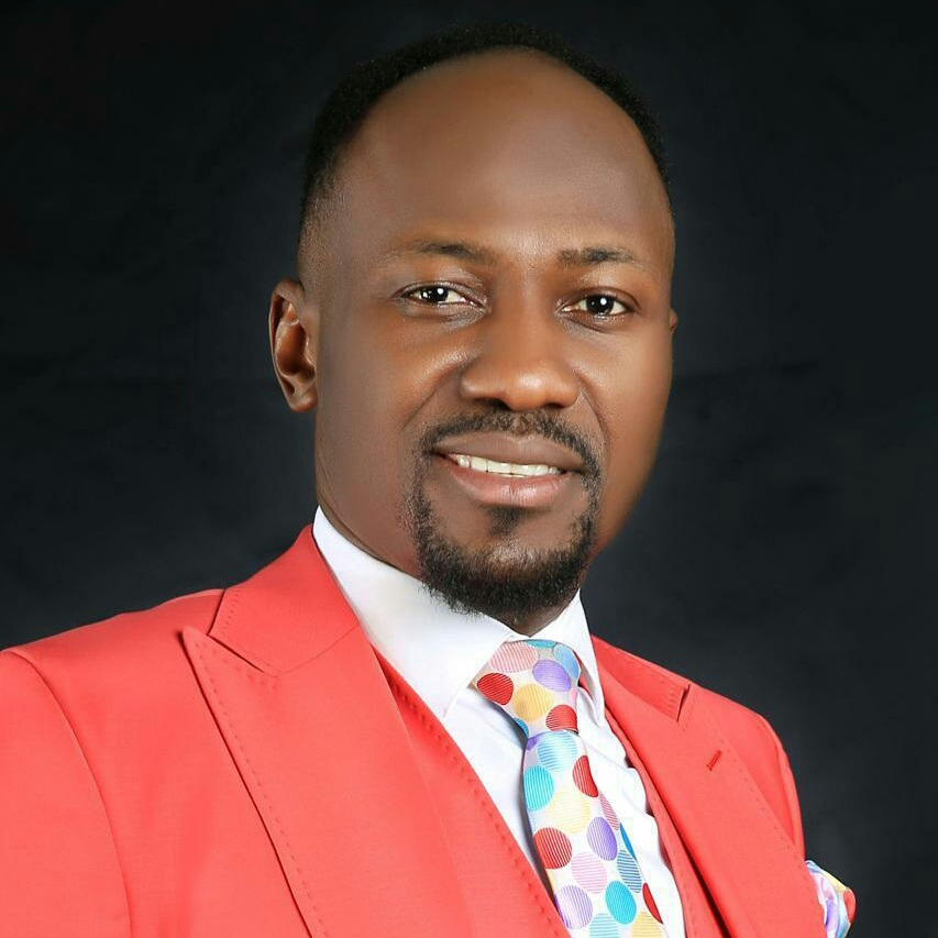 APOSTLE JOHNSON SULEMAN REACTS TO ALLEGATION OF SLEEPING WITH NOLLYWOOD ACTRESS