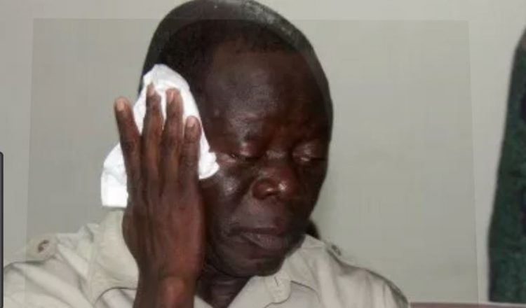WHY I AM IN DISBELIEF, SHOCK, DEEP PAIN – OSHIOMHOLE