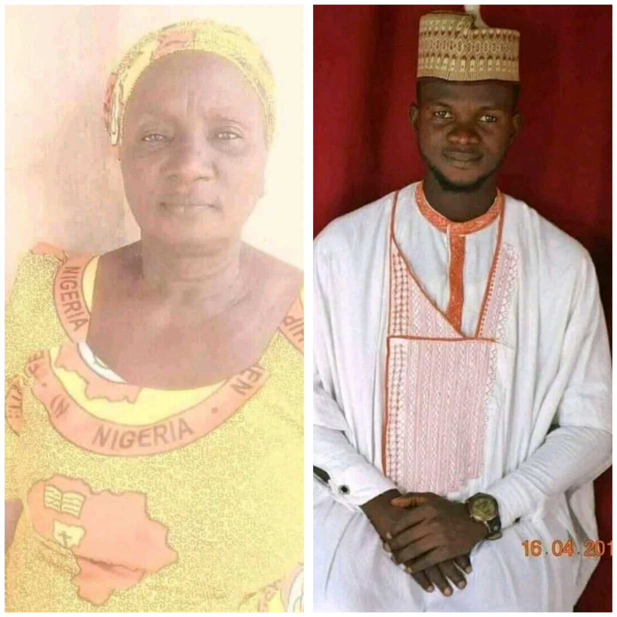WOMAN DIES A DAY AFTER THE BURIAL OF HER ONLY CHILD WHO WAS BRUTALLY MURDERED IN ADAMAWA. PHOTOS