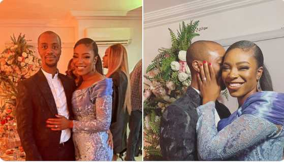 PHOTOS: 4 NIGERIAN MALE CELEBRITIES WHO MARRIED OLDER WOMEN AND ARE HAPPILY MARRIED